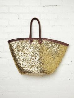 woven straw market tote with leather handles by Design Africa ...