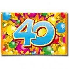 Plaatjes 40 Jaar Verjaardag