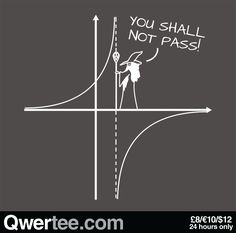 You shall not pass! | Qwertee : Limited Edition Cheap Daily T Shirts | Gone in 24 Hours | T-shirt Only £8/€10/$12 | Cool Graphic Funny Tee Shirts