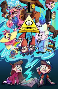 Lavaza Design Cartoon Anime Gravity Falls Family Art Hard Phone Case for Apple iPhone 8 7 6 Plus X 10 5 SE 4 Dipper And Mabel, Mabel Pines, Dipper Pines, Cartoon Cartoon, Gravity Falls Personajes, Boston Comic Con, Anime Butterfly, Gavity Falls, Gravity Falls Fan Art