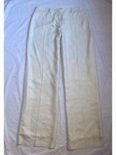 EMPORIO ARMANI BUTT FLATTERING!!! SUPER LUXE COTTON BLEND POCKET RUNWAY PANTS 8