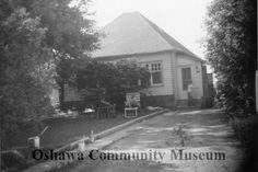 Print, Photographic: Cottage on Lakeshore Road, Oshawa