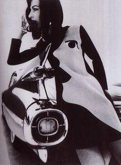 Yves St Laurent, 1966