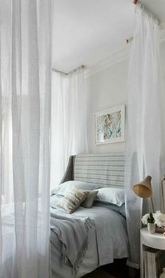 How To Make The Canopy Bed Of Your Dreams