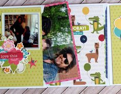 Celebrate Mini Album by Melania Bertin featuring Jillibean Soup Souper Celebration