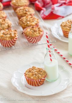 These Banana ANZAC muffins are my spin on traditional ANZAC biscuits. They're sugar free and a bit healthier than the sugar laden biscuit. No Bake Treats, Yummy Treats, Sweet Treats, Yummy Food, Cupcake Recipes, Baking Recipes, Dessert Recipes, Tea Recipes, Gourmet Recipes