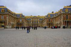 A Day Trip to the Château de Versailles