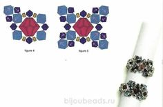 Best Seed Bead Jewelry  2017  Easy FREE Tutorial for VINTAGE ELEGANCE Components for Earrings/Ring/Bracelet. I