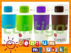 Kubek termiczny Contigo Morgan 355ml - RÓŻNE KOLOR Red Dots, Design Awards, Travel Mug, Water Bottle, Mugs, Drinks, Tableware, Drinking, Beverages