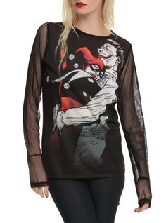 Hot Topic and Warner Bros announced that they are uniting to bring you a brand new collection based off Harley Quinn. Description from geeksandcleats.com. I searched for this on bing.com/images