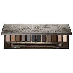 Naked Smoky - Urban Decay | Sephora  because any makeup lover needs each Naked palette from UD  #makeup #eyemakeup #eyeshadow