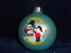 Campbells Kids Christmas Ornament Decoration 1998 Collector's Edition Campbell's
