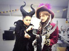 vamps halloween party 2014