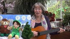 Old man of the woods - words by Anne Mendoza set to a Welsh tune