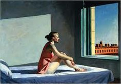 Edward Hopper painting