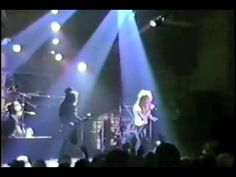 Welcome To The Jungle live from the Jungle video shoot 8/2/1987 Very Rare Guns N Roses