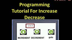 DELTA HMI Programming tutorial for NUMERIC ENTRY ! Part-2 - YouTube