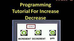 DELTA HMI Programming tutorial for NUMERIC ENTRY ! Part-2 - YouTube