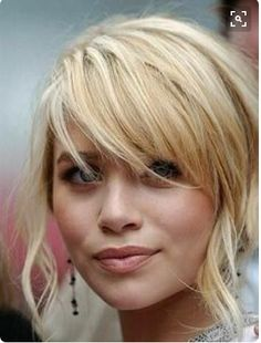 Bangs -  Mary Kate Olsen -