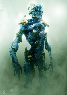 Un-used alien design for Falling Skies season 2. by Nuttavut Baiphowongse | Creatures | 3D | CGSociety