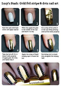Les 396 Meilleures Images Du Tableau Nail Art Step By Step Sur