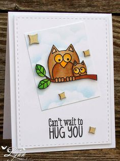 Creative Crafts by Lynn: Another Hoot