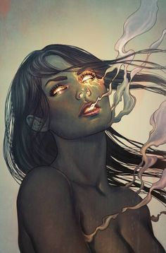 Comics Illustrator of the Week: Jenny Frison | ILLUSTRATION AGE