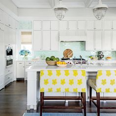 Florida Beach Cottage: The Kitchen