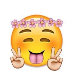 Smiley faces are so yesterday. Explore and share emoji-themed fashion and accessories, text screencaps, memes, collages and more. Smiley Emoji, Smiley Iphone, Le Emoji, Funny Emoji, Emoji Faces, Whatsapp Smiley, Unicorn Emoji, Emoji Symbols, Emoji Pictures