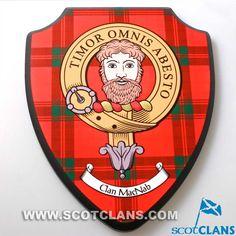 MacNab Clan Crest Pl