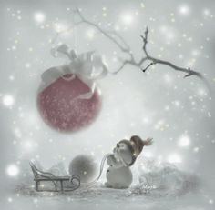 Little snowman ***Malý sněhulák***