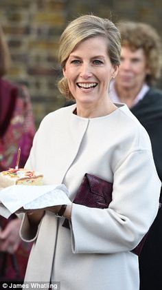 Countess of Wessex celebrates her 50th birthday Jan. 20, 2015