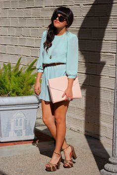 bright and mint