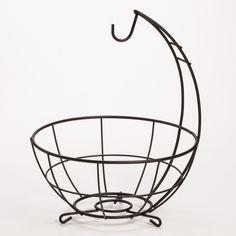Kamenstein Banana Hanger Wire Fruit Basket