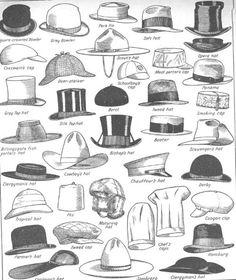 122 fantastiche immagini su Cappelli da uomo  18d885c4b055