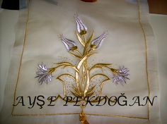 maraişi salon takımı Gold Work, Fiber Art, Embroidery, Decor, Ideas, Needlepoint, Couture Embroidery, Decoration, String Art
