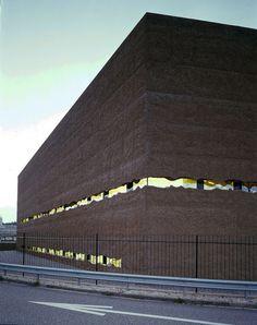 Herzog & De Meuron - Schaulager Museum and Art Storage,...