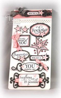 Starstruck Card Candy