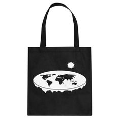 I have an entire closet full of forgotten shirts. And then there's one I wear over and over again Flat Earth Canvas... http://www.indicaplateau.com/products/indica-plateau-flat-earth-canvas-tote-bag?utm_campaign=social_autopilot&utm_source=pin&utm_medium=pin