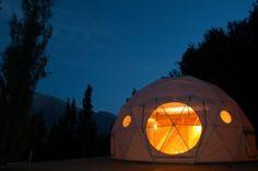 Elqui domos hotel astronomico cile