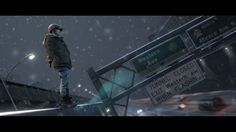 Beyond: Two Souls: Highway