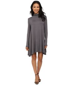 Culture Phit Krystal Turtleneck Dress