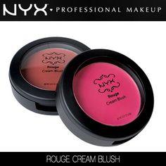 Cream blush.