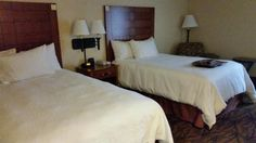 Our room,Hampton Inn Boston-Logan Airport  |  230 Lee Burbank Highway, Revere, MA 02151