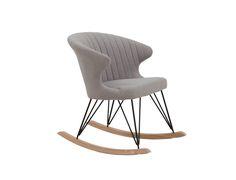 Rocking Chair, Metallica, Furniture, Home Decor, Chair Swing, Rocking Chairs, Decoration Home, Room Decor, Reclining Rocking Chair