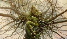 Una caricia, los abrazos, las miradas de los seres que amamos... Todo ello es tan necesario en nuestra vida como lo son las raíces para un árbol.