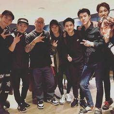 170429 @jkt1ny Instagram  update #Chanyeol #Xiumin #Chen #Kyungsoo #Sehun #Kai #Suho #Baekhyun #EXO