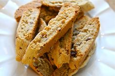 biscotti | Italian-my home made recipe has alittle bit of a secret ingredient that if disclosed, I'd have to kill ya... lol