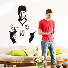 Wayne Rooney grande chambre Angleterre Mur Autocollant Art Autocollant Transfert vinyle MATT