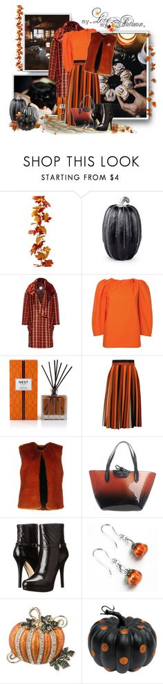 """My Love My Autumn"" by dkelley-0711 ❤ liked on Polyvore featuring Improvements, Stella Jean, Atlantique Ascoli, Nest Fragrances, Givenchy, BERNA, Patrizia Pepe, MICHAEL Michael Kors and Anne Klein"